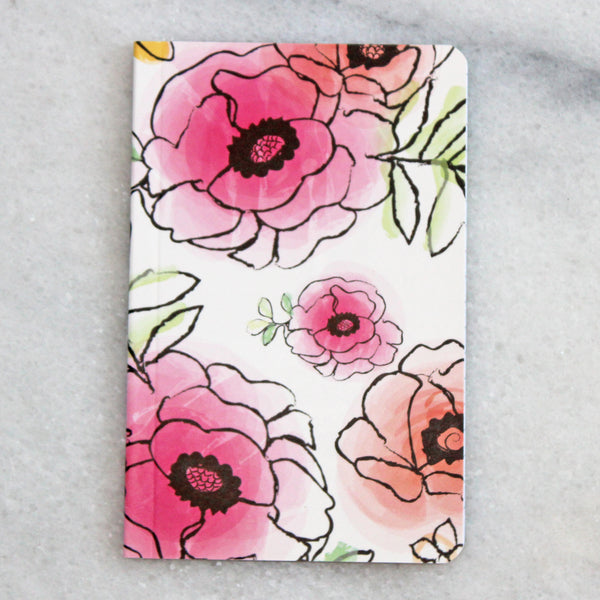 Journal - Small - Flowers