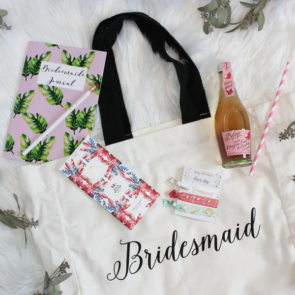 Tote - BRIDESMAID