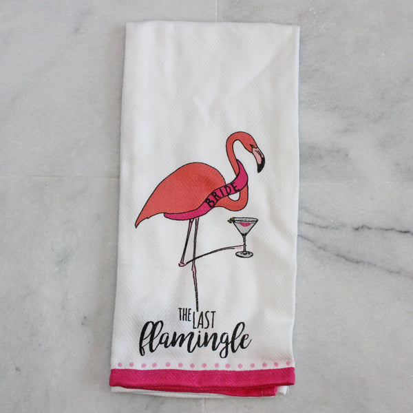 Towel - Flamingo