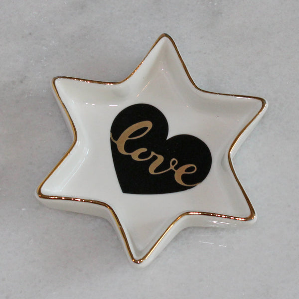 Jewelry Tray - Small - love