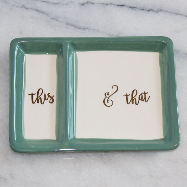 Jewelry Tray - Medium - this & that