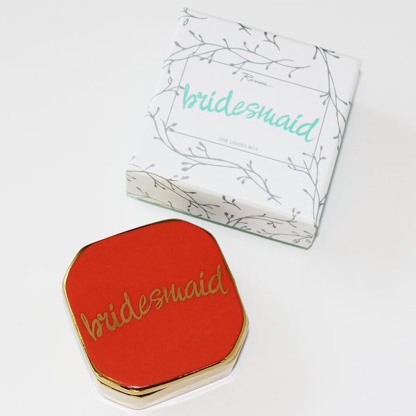 Jewelry Tray - BRIDESMAID