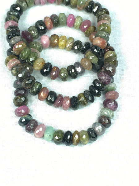 Devon Road Tourmaline Stretch Bracelet