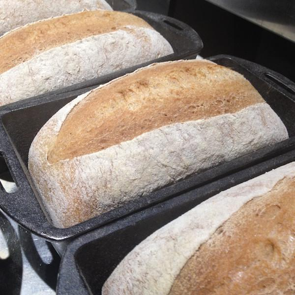 OJAI BREAD CLUB - (PICK-UP) 2 Quinoa Loaves TWICE a month for 6 months