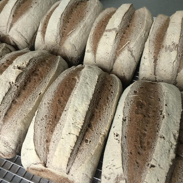 CALIFORNIA BREAD CLUB - 3 Buckwheat Loaves ONCE a month for 6 months