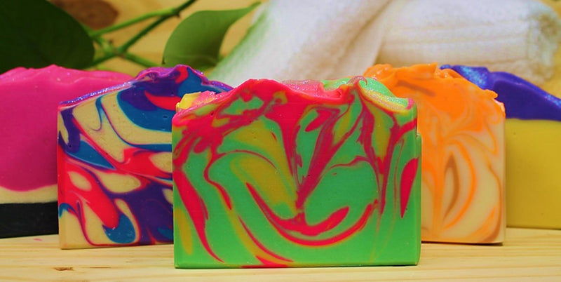 Triple Butter Handmade Soap.  This soap is made with high quality shea butter, cocoa butter, and mango butter. These high quality handsoaps are always made from the very best ingredients.  All our products are made with all natural ingredients.