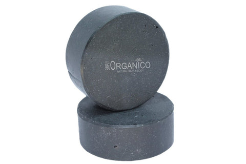 Activated Charcoal Facial Cleansing Bar - Simply Organico