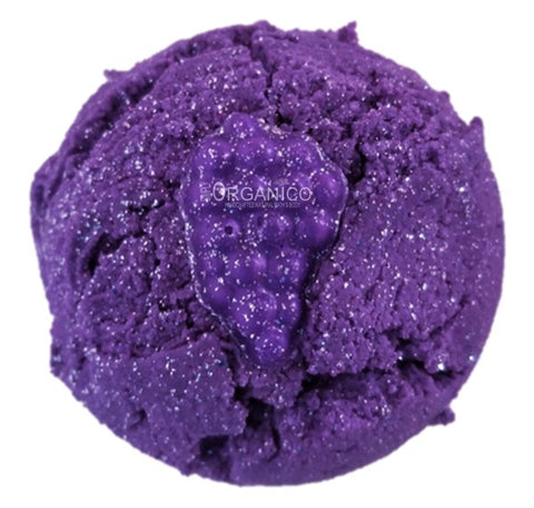 Alexander the Grape Bubble Bath Truffle Bath Melt Bubble Bar Bath Bomb Bubble Scoop Bubble Truffle Lush Cosmetics Lushie Indie Bath and Body Etsy