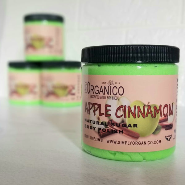 Apple Cinnamon Sugar Body Polish