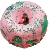 Blue Raspberry Bath Bomb Donut - Simply Organico Bath Bombs, Handmade Soaps, Sugar Scrubs, Skin Care