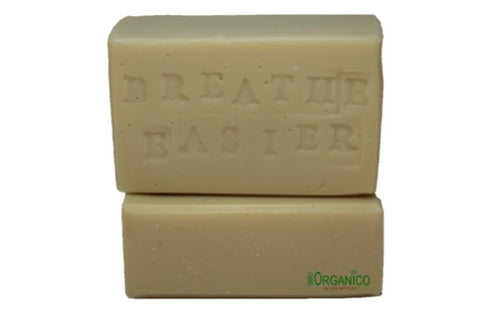 Breathe Easier Handmade Soap - Bath Bombs, Handmade Soaps, Sugar Scrubs, Skin Care, Bath Bomb Creamers -  Simply Organico