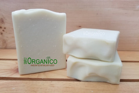 Simply Organico Handmade Handcrafted Castile Extra Virgin Olive Oil Soap Lush Artisan Soap Natural Organic Skincare Bodycare Cosmetics Selfcare