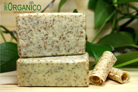 Cleanse Handmade Soap - Simply Organico