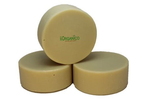 Coconut Milk and Kaolin Facial Cleansing Bar - Simply Organico