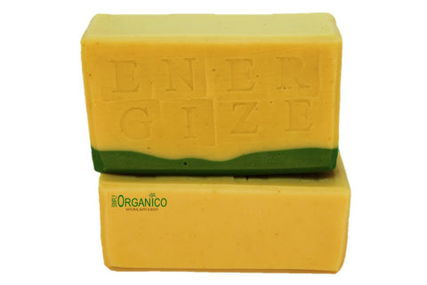 Energize Soap - Simply Organico