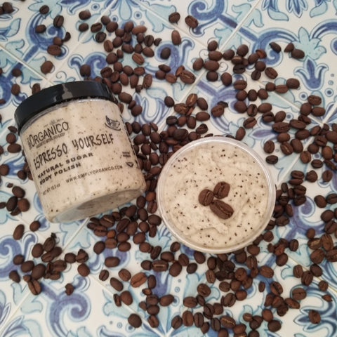 Espresso Yourself Sugar Body Polish