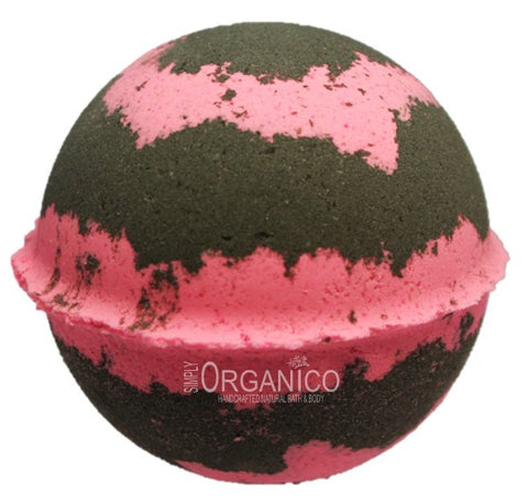 Gimme Some Sugar Bath Bomb Creamer - Simply Organico