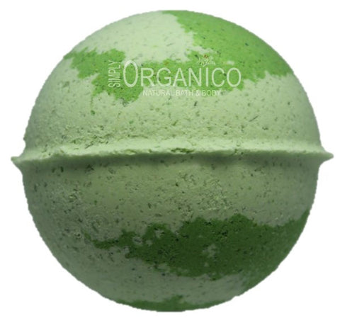 I Dream of Greenie Bath Bomb Creamer - Simply Organico