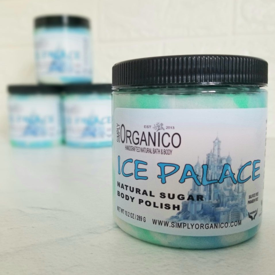 Ice Palace Sugar Body Polish