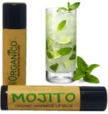 Mojito Lip Balm - Simply Organico Bath Bombs, Handmade Soaps, Sugar Scrubs, Skin Care