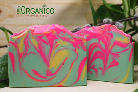 Monkey Business Soap - Simply Organico