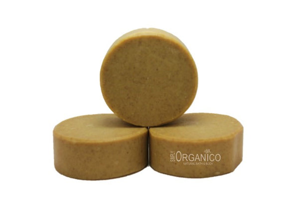 Multani Mitti and Bentonite Facial Cleansing Bar - Bath Bombs, Handmade Soaps, Sugar Scrubs, Skin Care, Bath Bomb Creamers -  Simply Organico