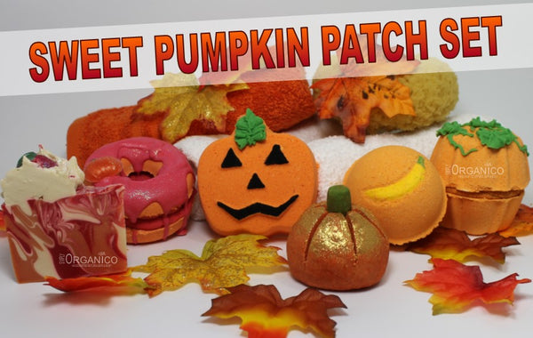 Sweet Pumpkin Patch Set