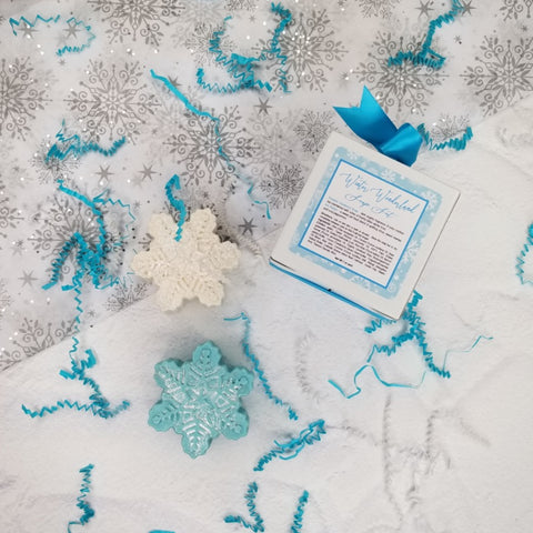 Winter Wonderland Handmade Soap Set