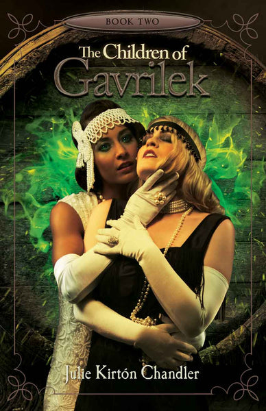 CHILDREN OF GAVRILEK AUTOGRAPHED PRINT COPY
