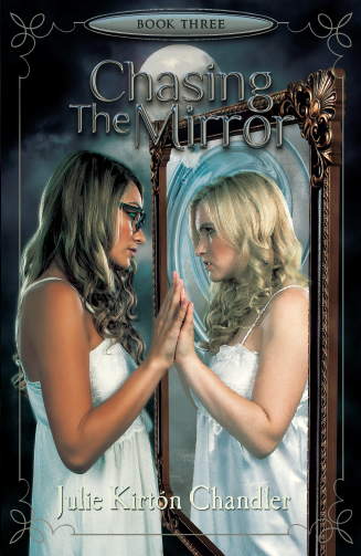 CHASING THE MIRROR AUTOGRAPHED PRINT COPY