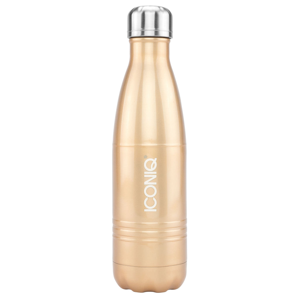 17oz Qlassic Bottle - Champagne Gold