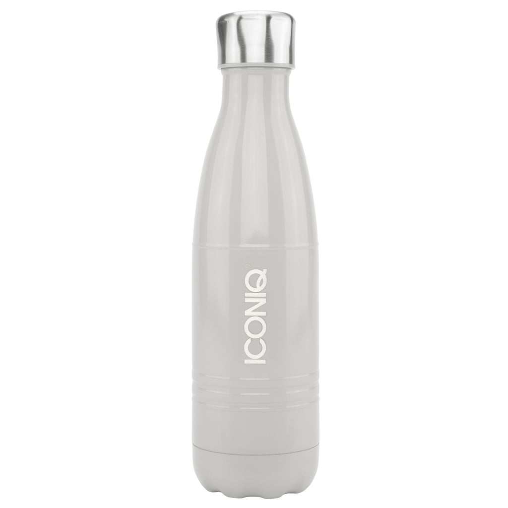 17oz Qlassic Bottle - Gloss Gray
