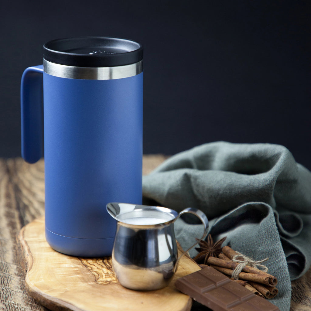 20oz Cafe Mug with Lid - Dusk