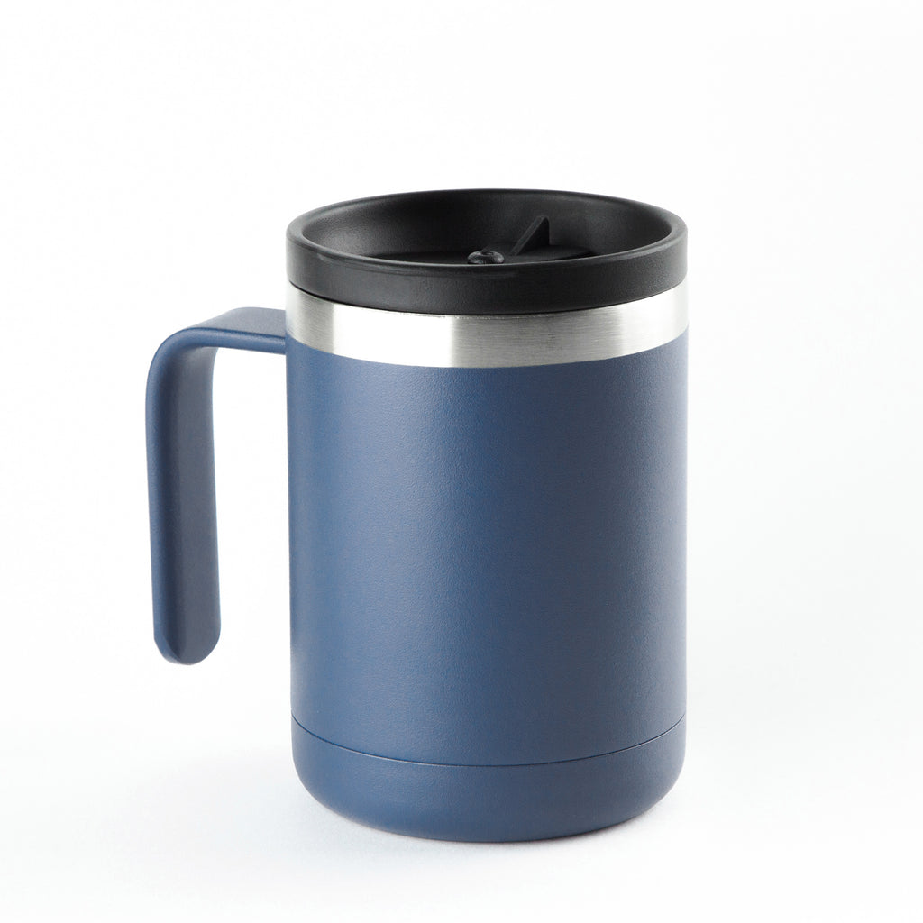 12oz Cafe Mug with Lid - Dusk