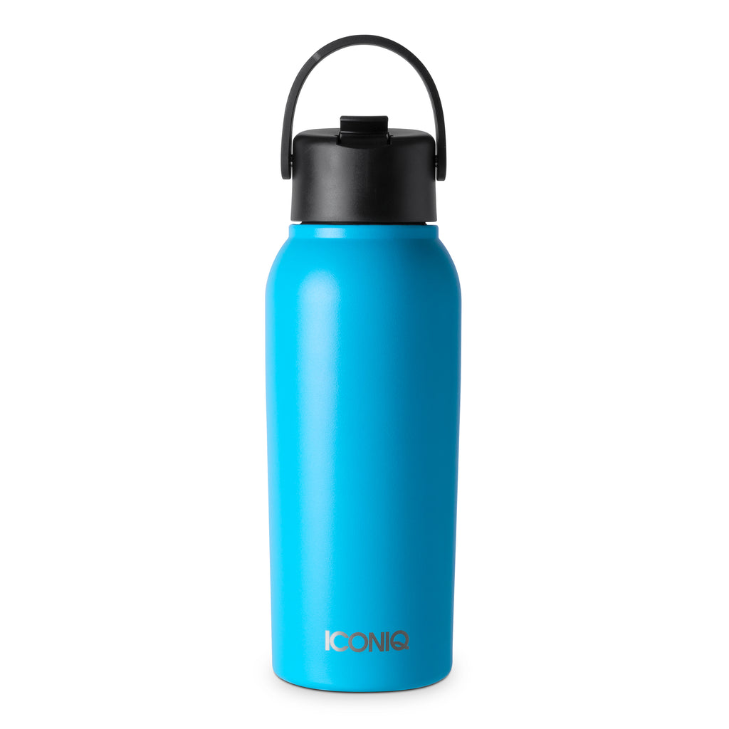 Azure Blue X Sports Bottle