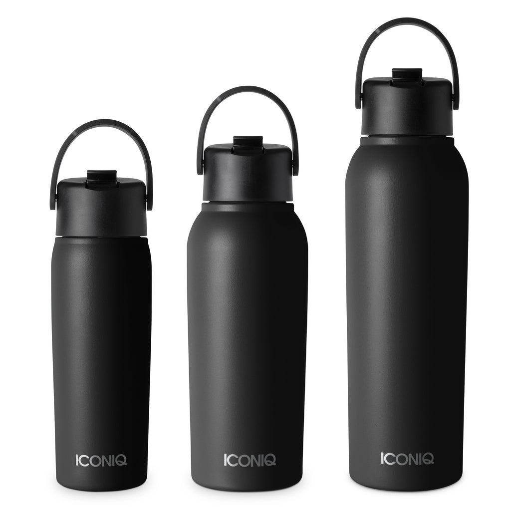 Black X Sports Bottle