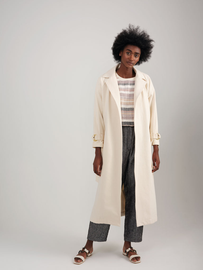 TENDRESSE cream coat