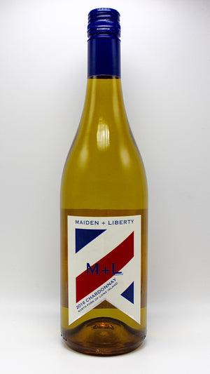 2016 Long Island Chardonnay - 5 BOTTLES LEFT!