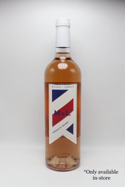 2017 French Rosé - SOLD OUT