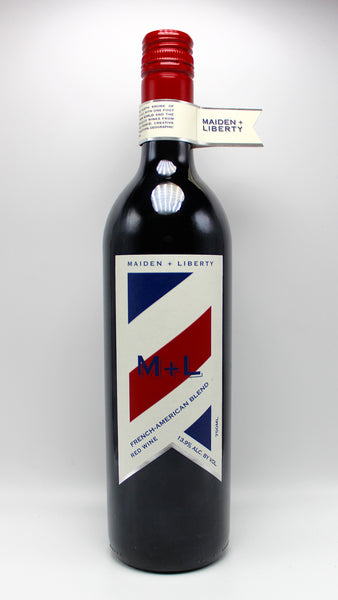 M+L French-American Red Blend