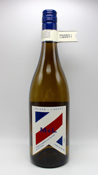 M+L French-American White Blend