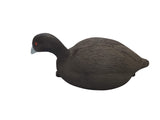 Plasti-Duk Coot 6 Pack 12x5.5 BP-25 Foam Filled Decoys Made in USA