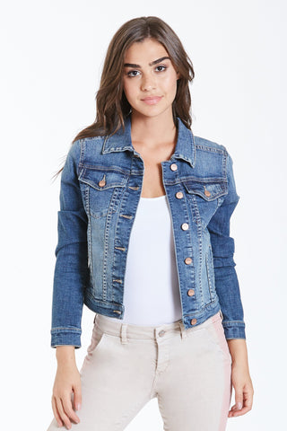 Alissa Lovington Denim Jacket by Dear John