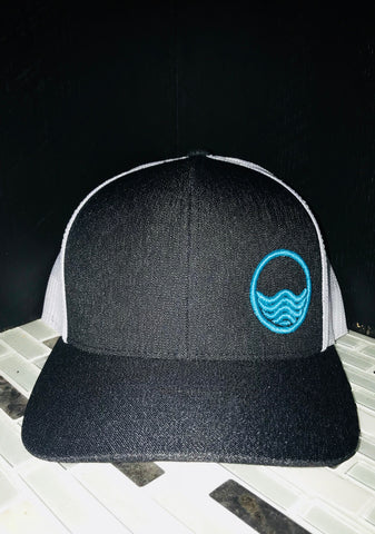 20f0b083a764d DAY DREAMIN TOPWATER CULTURE TRUCKER SNAP BACK HAT