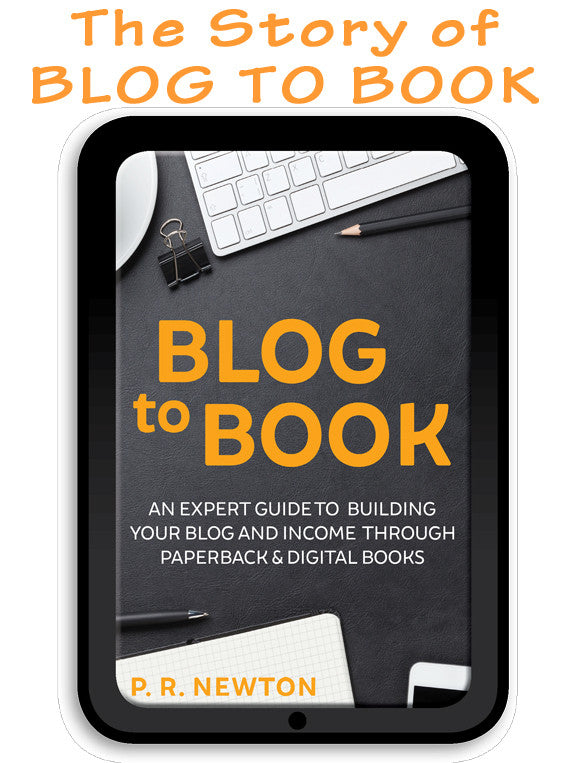 The Story of BLOG TO BOOK