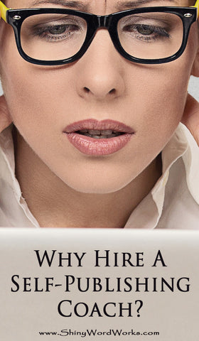Why hire a self-publishing coach?