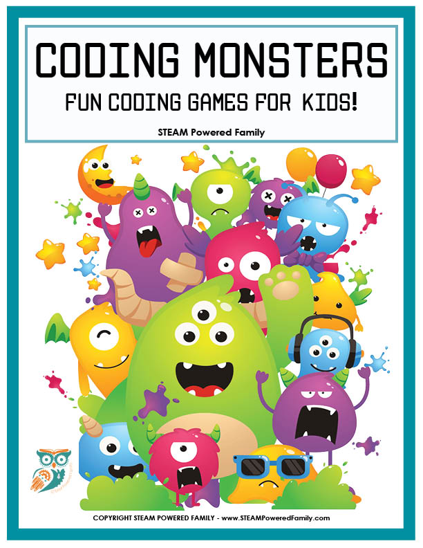 Coding Monsters