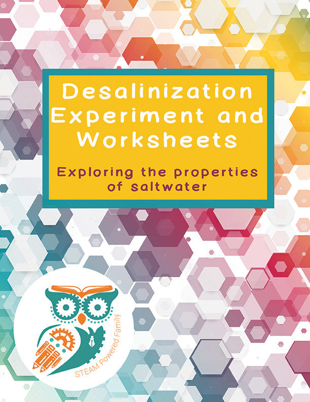 Saltwater Study and Experiment Pack