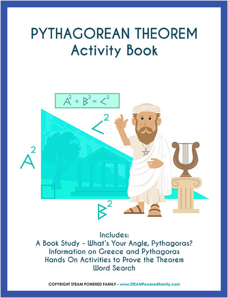Exploring the Pythagorean Theorem Workbook