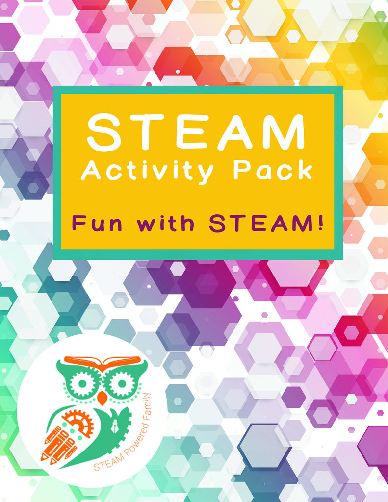 Free STEAM Activity Pack